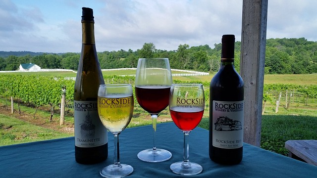 Thirsty Thursday at Rockside Winery