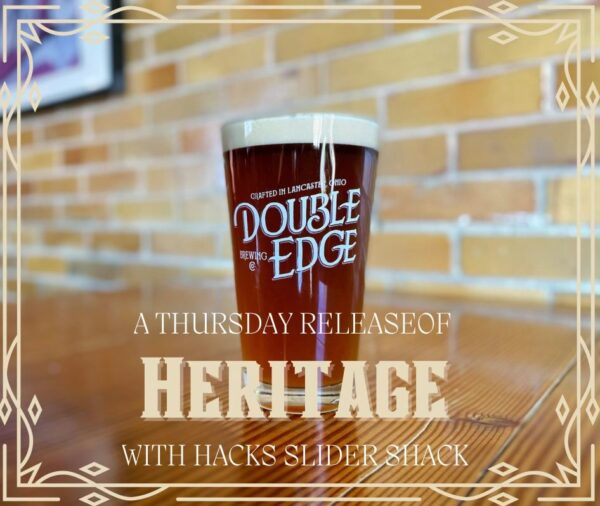 Heritage 2021 Release at Double Edge Brewing Co.